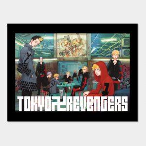 Tokyo Revengers Retro