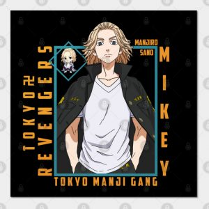 Tokyo Revengers - Manjiro Sano(Mikey)