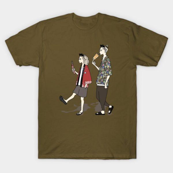 Mikey and Draken tokyo revengers