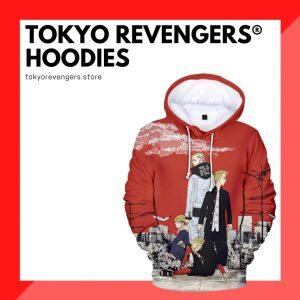 Tokyo Revengers Hoodies