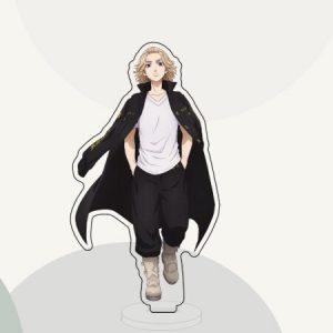 15cm Anime Tokyo Revengers Ryuguji Ken Hanagaki Takemichi Acrylic Figure Stand Model Plate Desktop Decor Toy 12.jpg 640x640 12 - Tokyo Revengers Merch