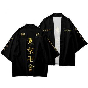 Anime Tokyo Revengers Cosplay Costumes Cloak Hanagaki Takemichi Ken Japanese Ryuguji Haori Kimono Cardigan Draken Mikey.jpg 640x640 - Tokyo Revengers Merch