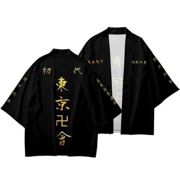 Anime Tokyo Revengers Cosplay Costumes Cloak Hanagaki Takemichi Ken Japanese Ryuguji Haori Kimono Cardigan Draken - Tokyo Revengers Merch