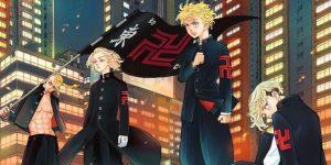 tokyo revengers manji toman - Tokyo Revengers Merch